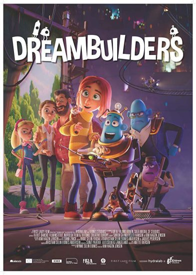 Dreambuilders pelicula 2020
