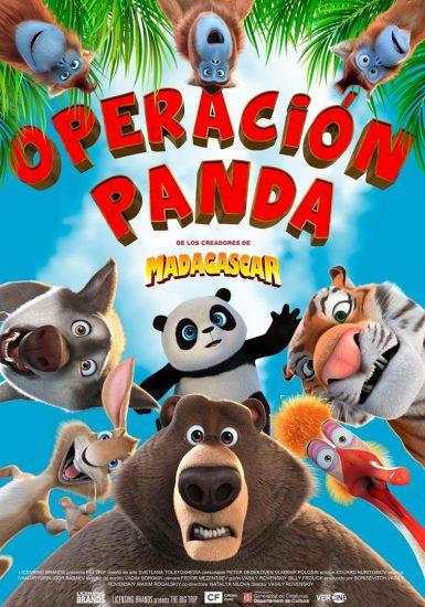 Operación Panda película 2020