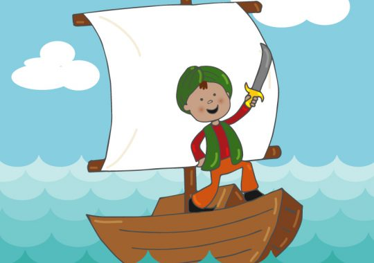 Cuento Simbad el marino