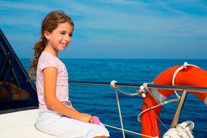Vacaciones familiares en catamarán, ¡todos a bordo! 1