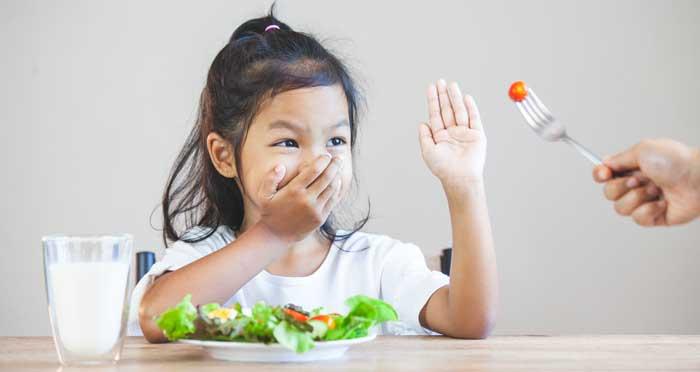 7 consejos para que los niños coman de forma saludable 1