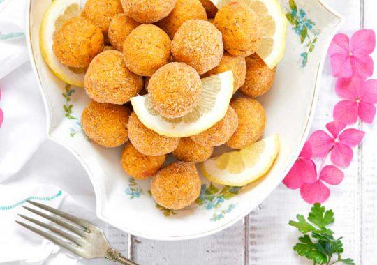 Falafel receta