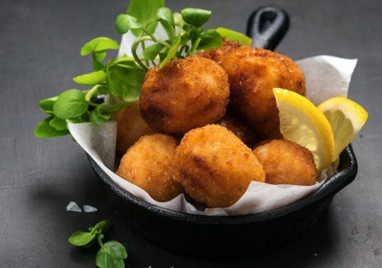 croquetas de bacalao receta