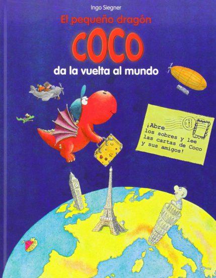 Cuento Coco el Pequeño Dragón