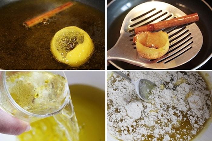 Cómo hacer pestiños, receta tradicional 1