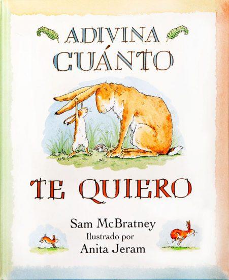 libros para niños pequeños-Adivina cuanto te quiero
