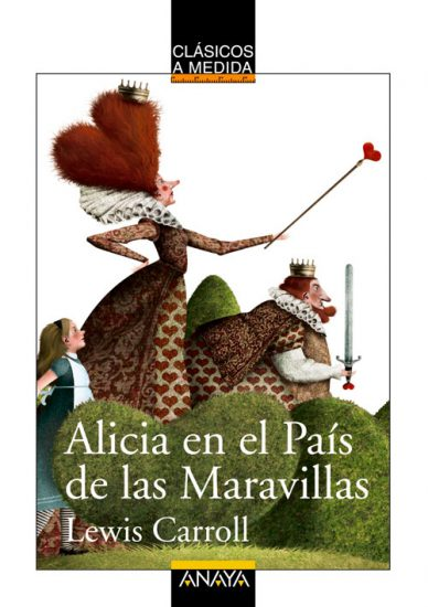 Alicia en el Pais de las Maravillas libro infantil clasico