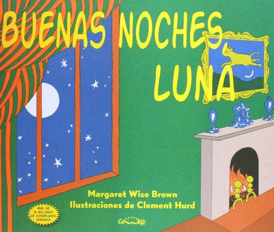 buenas noches luna libro infantil