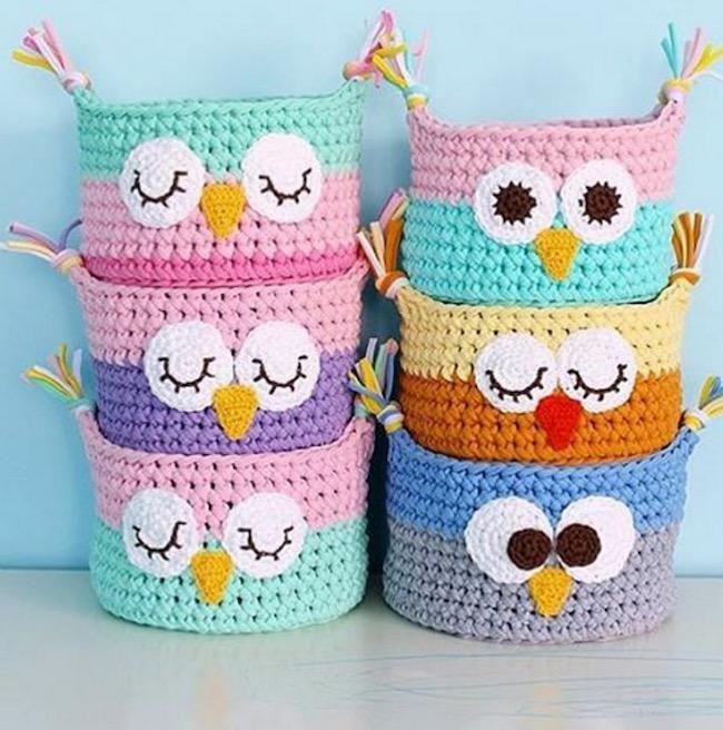 cestas de trapillo