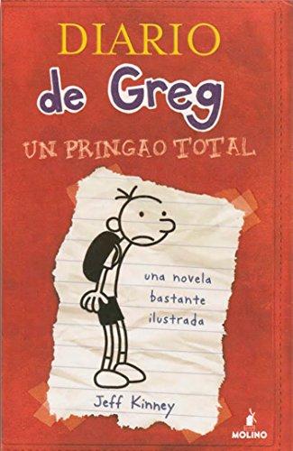Diario de greg saga de libros juveniles