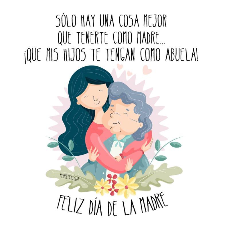 FELIZ DÍA DE LA MADRE (10 imágenes bonitas para FELICITAR A MAMÁ) 1