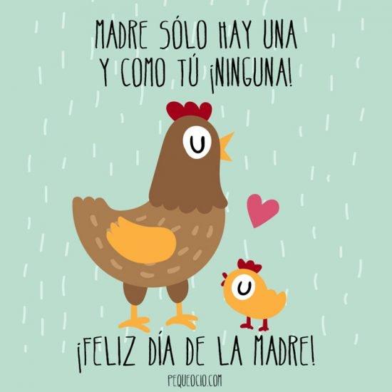 frases de niños para felicitar Día de la Madre