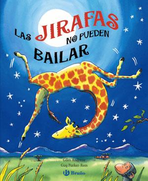 libro para niños Las jirafas no pueden bailar