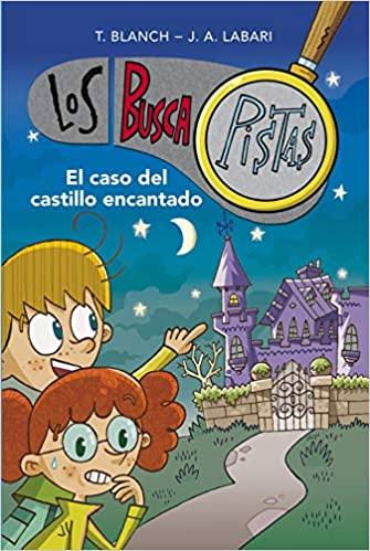 libros infantiles los buscapistas
