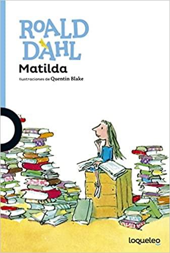 Matilda libro infantil