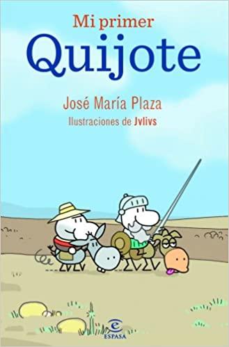 Mi primer Quijote libro para niños
