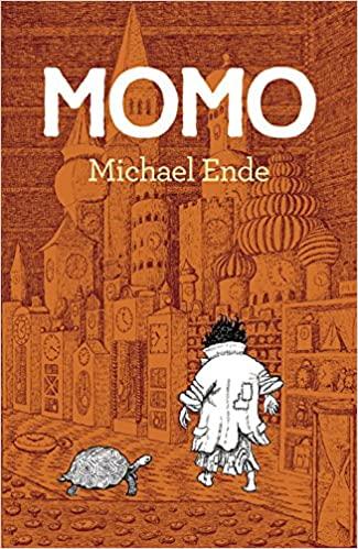 momo michael ende libro infantil