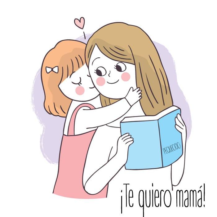 Poemas Del Día De La Madre 15 Poesías Para Felicitar A Mamá Pequeocio