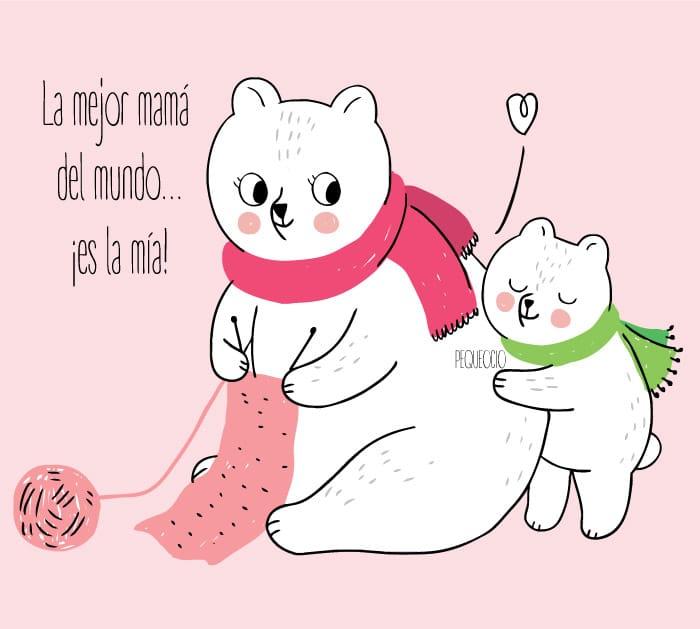 Poesías infantiles para mamá