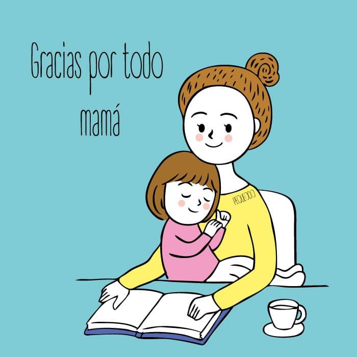 Poemas cortos del Día de la Madre