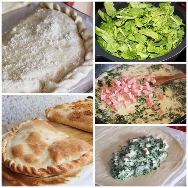 Cómo hacer pizza CALZONE casera (3 recetas fáciles) 4