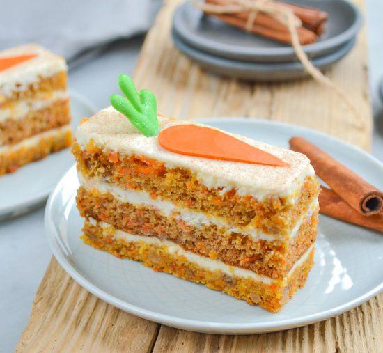 Bizcocho de zanahoria y nueces 5