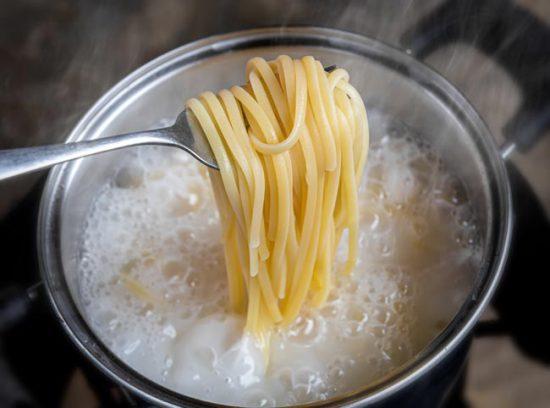 Espaguetis a la carbonara 6
