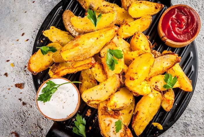 Recetas de patatas al horno