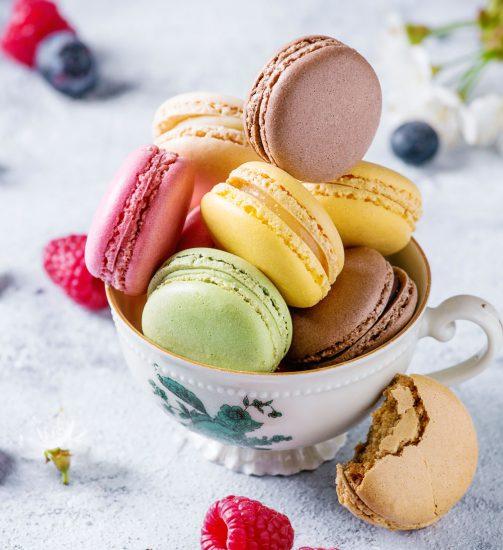 Cómo hacer macarons franceses (receta fácil) 5
