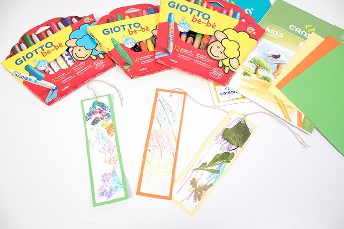 Puntos de libro para preescolar 5