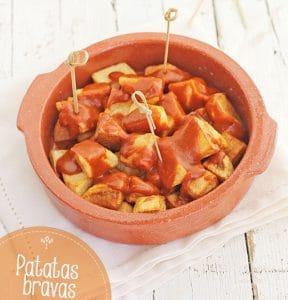 salsa para patatas bravas