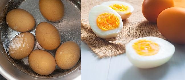 Huevos rellenos [10 recetas deliciosas] 1