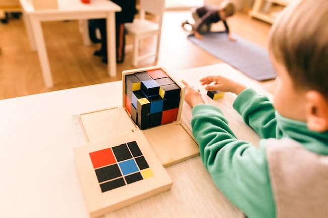 Asistente Montessori formación