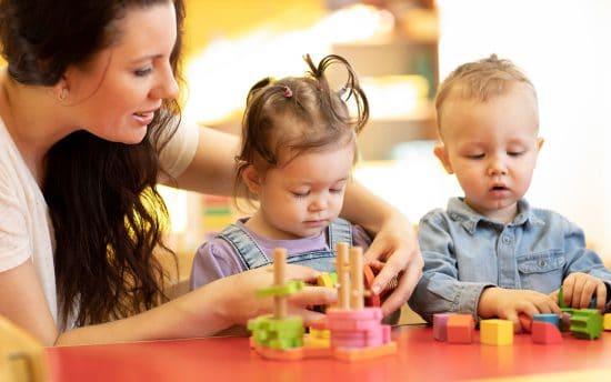 Formación asistente Montessori