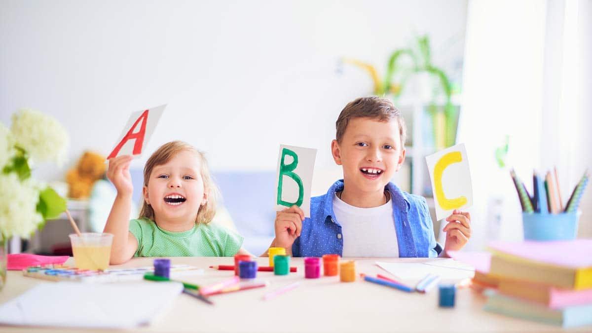 ¿Por qué hay que aprender idiomas desde niños? Los beneficios del aprendizaje de lenguas en la etapa infantil 1