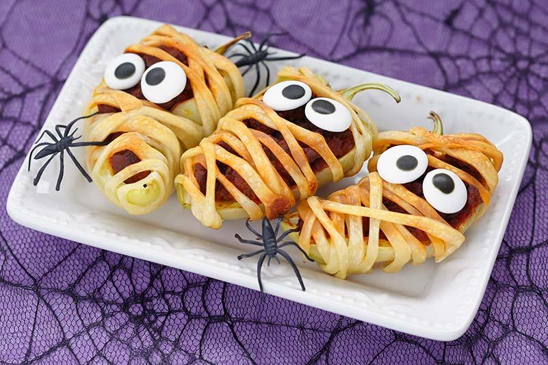 Halloween recetas divertidas