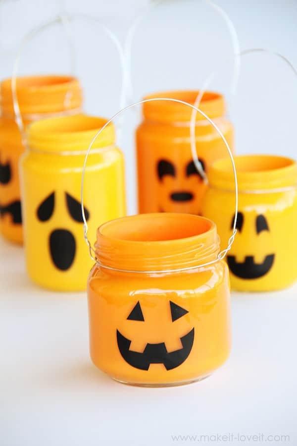 Cómo hacer calabazas de Halloween