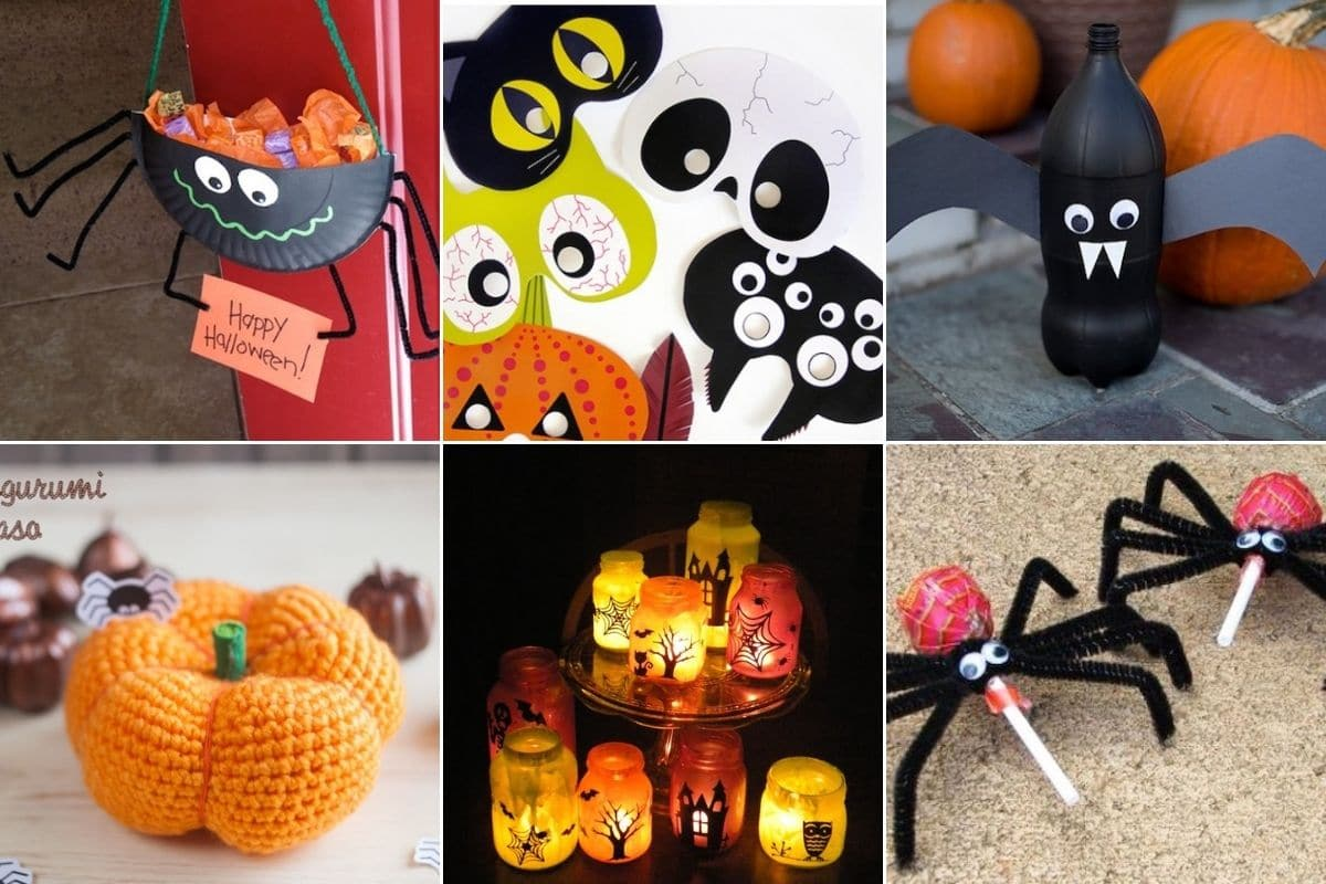 Manualidades de Halloween fáciles