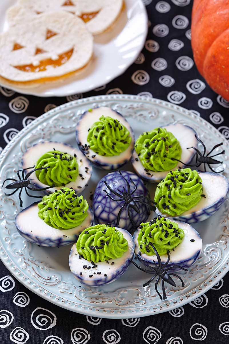 Halloween recetas fáciles