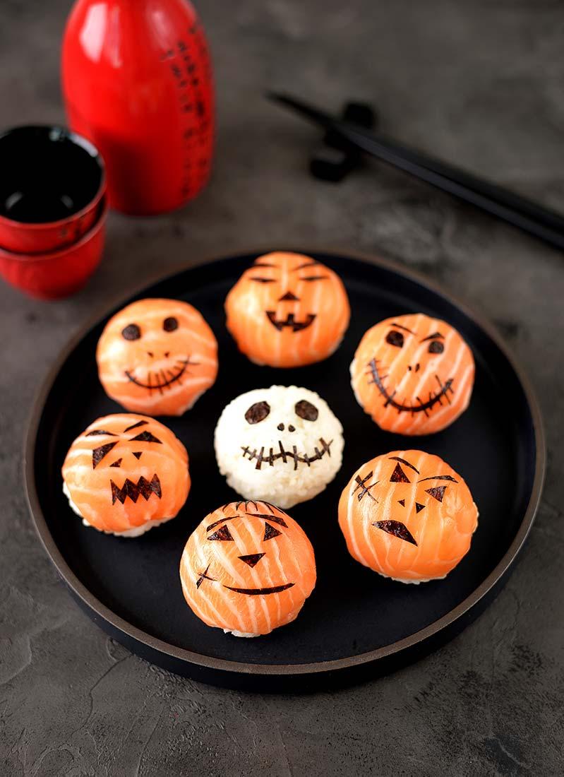 Ideas para la cena de Halloween