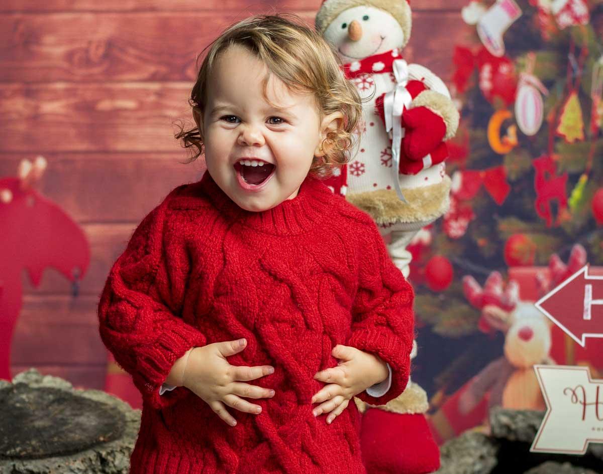 jersey navideño casero