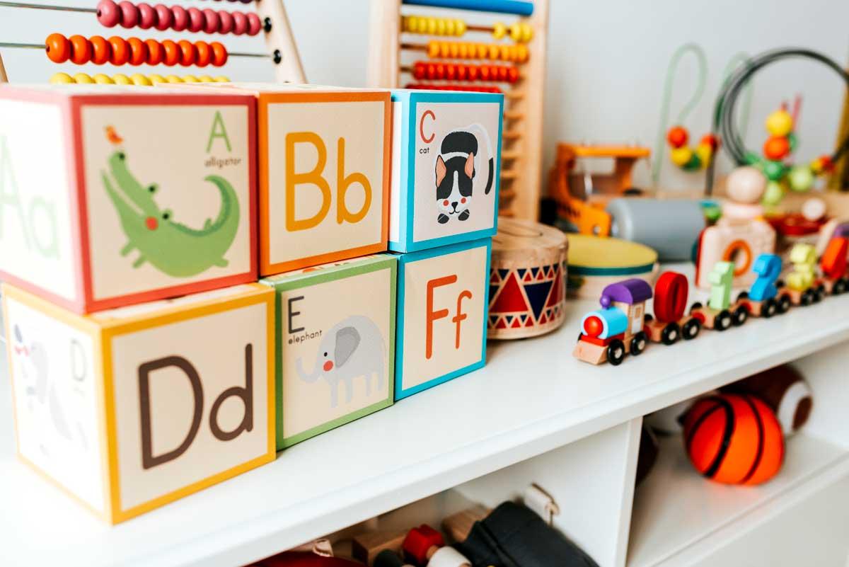 juguetes educativos para Navidad
