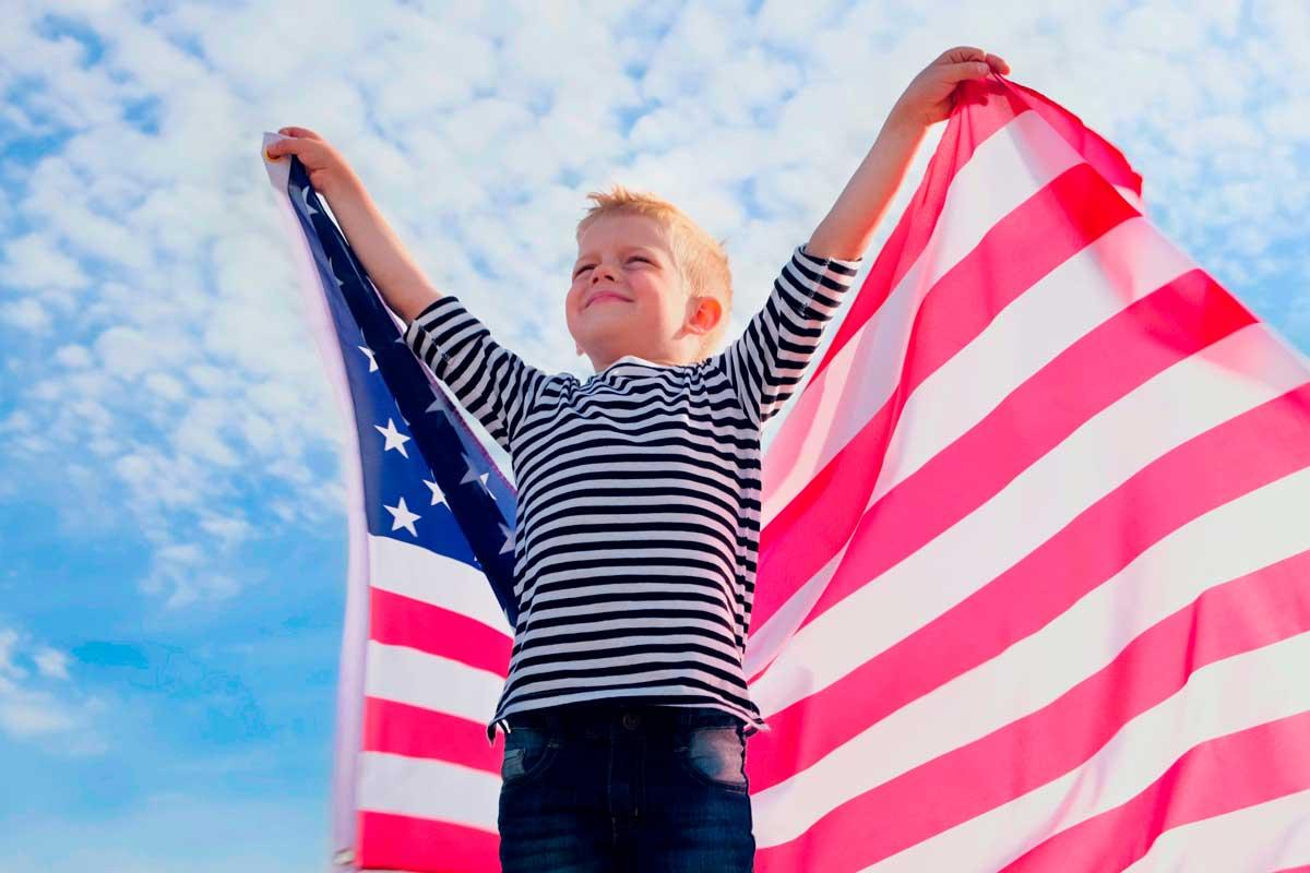Viajar a Estados Unidos con niños con ESTA sin visado