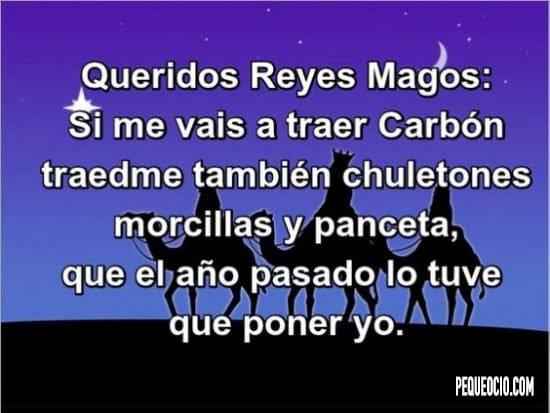 Felicitaciones para Reyes