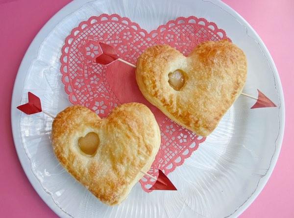 Recetas para cenas de San Valentín