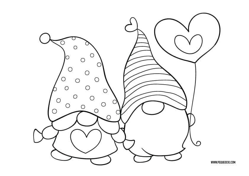Dibujos originales San Valentín