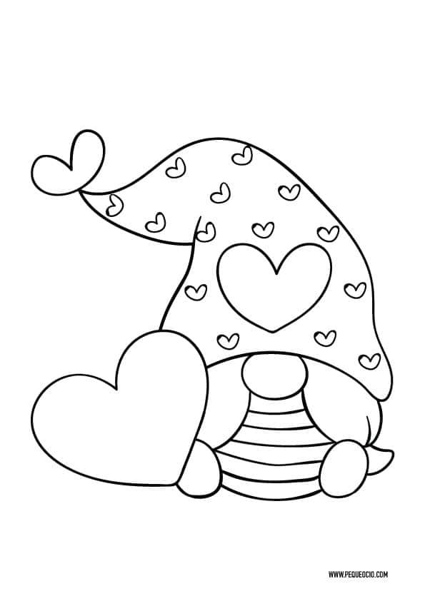 Dibujos bonitos de San Valentín