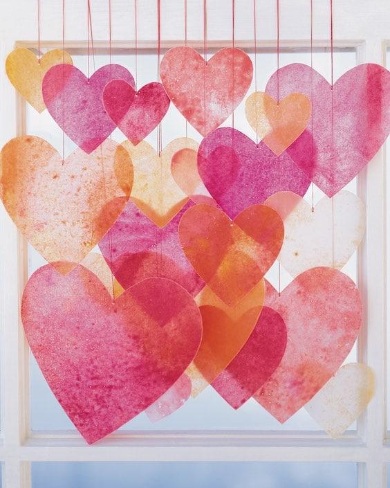Manualidades originales de San Valentín