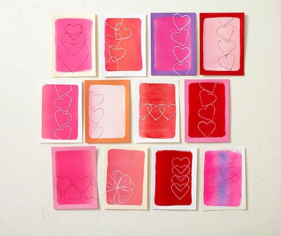 Manualidades fáciles de San Valentín