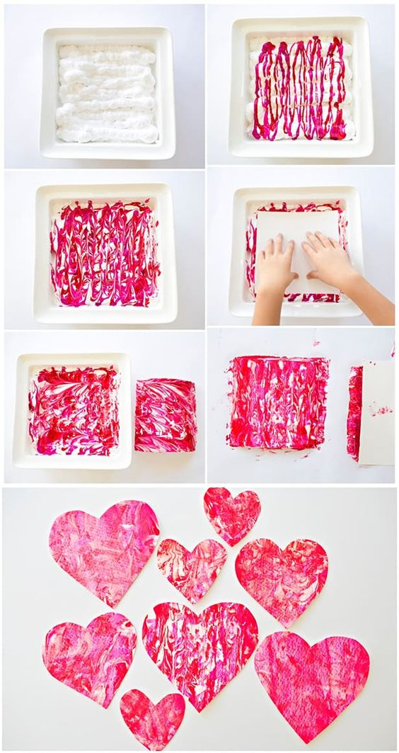 Manualidades de San Valentín fáciles